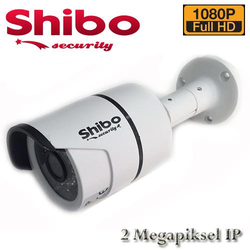 SHIBO 2 MP IP p2p KAMERA METAL KASA 1080p Model A