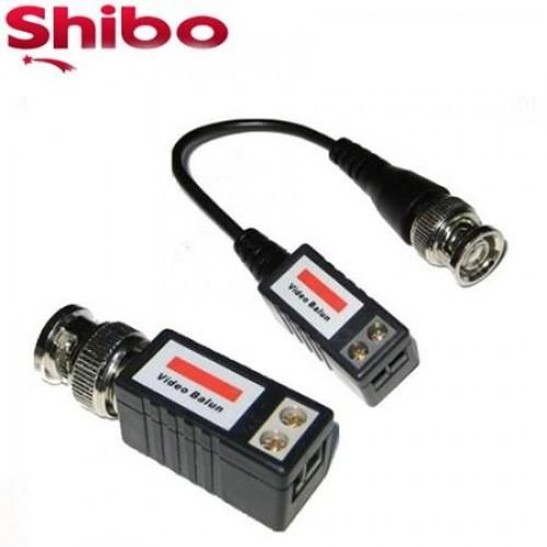 Shibo Video Balun CCTV Kablo Yerine Cat5 Cat6 Kullanın